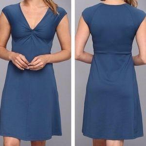 Patagonia Bandha Dress Blue Athletic XLarge XL